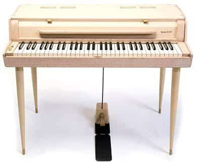 1959 Wurlizer 120 Electric Piano