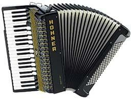 Hohner Atlantic IV Accordian