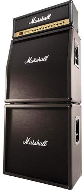 The famous Marshall Stack